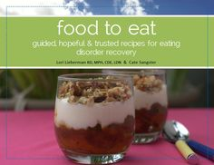 A new book for eating disorder recovery