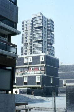 GLC Housing, Battersea, London