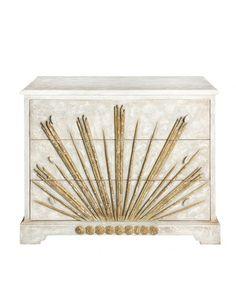 Sallora Dresser in Gold design by Aidan Gray