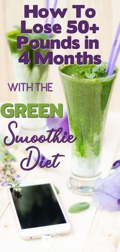 How I lost 56 Pounds with the Green Smoothie Diet and Green Thickies How to lose 50 pounds in 4 months on the green smoothie diet Smoothie Prep, Good Smoothies, Green Smoothie Recipes, Fruit Smoothies, Smoothie Detox, Dinner Smoothie, Making Smoothies, Workout Smoothie, Fruit Diet