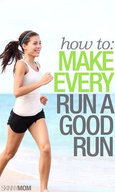 4 ways to improve your run.