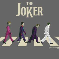 Joker or Joker is a supervillain from DC Comics archenemy of the hero Batman ~ . - Joker or Joker is a supervillain from DC Comics archenemy of the hero Batman ~ Tips & More - Le Joker Batman, Bat Joker, Joker And Harley Quinn, Batman Robin, Joker Wallpapers, Cute Cartoon Wallpapers, Gotham City, Photos Joker, Art Du Joker