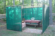 The Sukkah Project - Tubular Sukkah