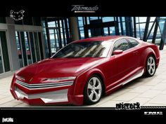 Unofficial muscle car concept - Oldsmobile Toronado - I would buy this car...