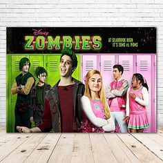Zombie Birthday, Zombie Party, Happy Birthday, Zombie Cartoon, Zombie Disney, Zombie Background, Birthday Backdrop, Backdrops For Parties, Halloween Party Decor