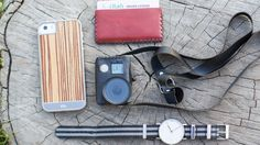 Vintage Inspired Lifestyle Goods. #lifestyle #travler #vintage #gopro #case #leather #travel #photography #hero #retro