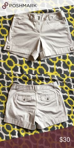 Women's Shorts White House | Black Market grey shorts. NWT White House Black Market Shorts Skorts