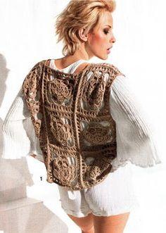 Brazil Knitting & Crochet - Handmade: August 2011