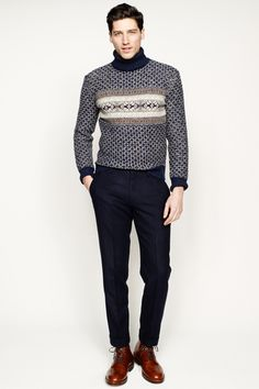 J.Crew Fall-Winter 2014 Men's Collection