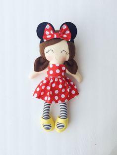 Hey, I found this really awesome Etsy listing at https://www.etsy.com/listing/457764034/minnie-doll-cloth-doll-fabric-doll