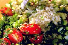 Get Tabbouleh Recipe from Food Network