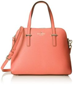 kate spade new york Cedar Street Maise Top Handle Bag, Guava, One Size