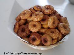Minis donuts salés