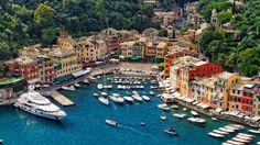 Portofino Harbor, Italy - Webshots