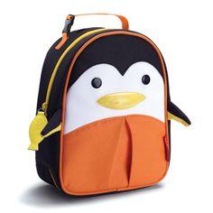 Lancheira Linha Zoo da Skip Hop - Pinguim.