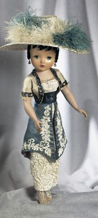 "~ ""Cissy"" 'My Fair Lady' Doll ~ (1962)"
