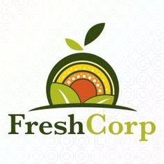 Fresh Corp Fruits & Vegetables logo