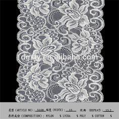 2014 wholesale lace trim sequin lace trim eyelash lace trim