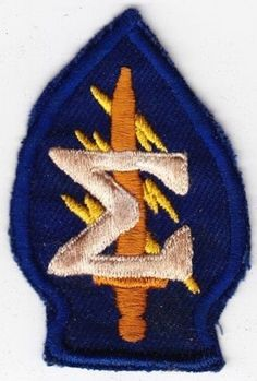 5th Special Forces Group, OD B-56, A Company Vietnam Patch