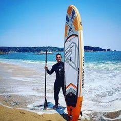 Bild könnte enthalten: Ozean, Himmel, im Freien, Natur und Wasser  #sup #isup #inflatablesup #paddleinspiration #paddleboard Inflatable Sup Board, Sup Accessories, Standup Paddle Board, Beach Girls, Paddle Boarding, Surfboard, Yoga, Instagram, Ocean