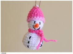Hey, I found this really awesome Etsy listing at https://www.etsy.com/listing/245807854/christmas-ornament-xmas-tree-snowman