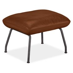 Ottoman for Chairs in Nook - Room & Board - Paris 21w 17d 15h Ottoman