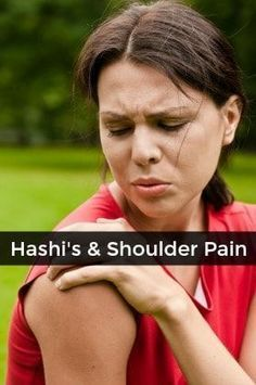 Hashimoto's and Shoulder Pain. Is there a connection? Many women with autoimmune thyroid disease have experienced shoulder pain. Triggers of inflammation... #Diettipsforthyroidproblems #Therightdietformythyroid