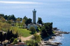 Lighthouse Savudrija - Lighthouses for Rent in Bašanija, Istarska županija, Croatia