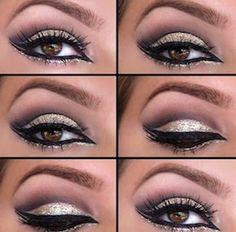 Trucco occhi da sera http://www.trucconatura.com
