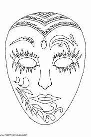 Resultado de imagen de dibujos de mascaras en vidrio