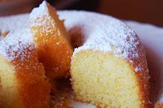 Fior di Nespolo: Torta all'arancia