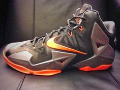 cheap for discount 150a7 7fbb7 Check out this Nike LeBron 11 PE