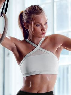High-neck Sport Bra Victoria Sport