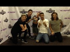 One Direction Learn to 'Whip/Nae Nae' from Adorable Kid - YouTube