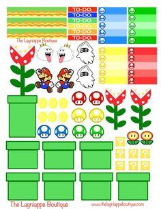 Week 2: Nintendo Mar