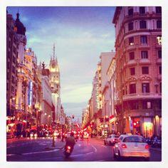 #gran vía #madrid #hervasarcher