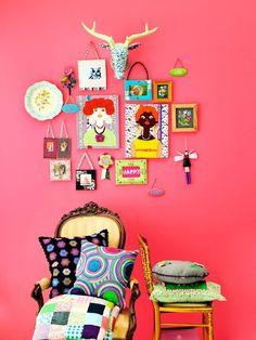 Nice artwork arrangement