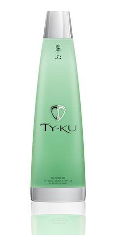 TY KU Liqueur: TY KU Liqueur - Day shot