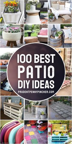 Patio Decorating Ideas On A Budget, Diy On A Budget, Decor Ideas, Diy Ideas, Small Deck Decorating Ideas, Small Projects Ideas, Garden Design Ideas On A Budget, Outdoor Deck Decorating, Diy Projects