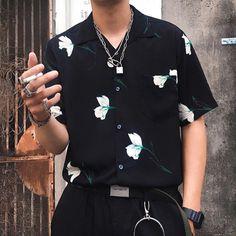 E_boy outfit inspo - Retro Outfits, Trendy Outfits, Vintage Outfits, Cool Outfits, Fashion Outfits, Soft Grunge Outfits, Fashion Vintage, Mode Streetwear, Streetwear Fashion