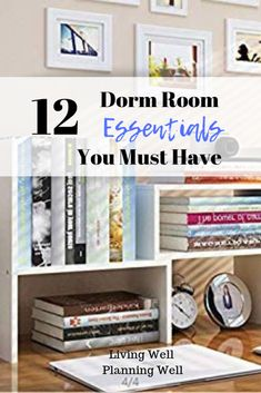 12 Dorm Room Essentials Every Freshman Must Have Read this pos. 12 Dorm Room Essentials Every Freshman Must Have Read this post to find 12 dorm r College Dorm Bedding, College Dorm Rooms, College Essentials, College Tips, College Planning, College Board, Dorm Room Posters, Guy Dorm Rooms, Dorm Hacks