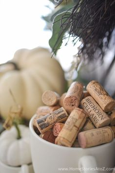 fall vignette ideas