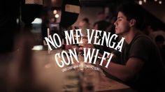 Venga - No me venga con wi-fi