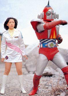 JAPAN3, onyomugan3: スカイゼルと堀江美都子 宇宙鉄人キョーダイン