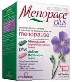 Vitabiotics Menopace Plus Ταμπλέτες Βοτάνων Με Φυτοοιστρογόνα 56tabs. Μάθετε περισσότερα ΕΔΩ: https://www.pharm24.gr/index.php?main_page=product_info&products_id=4184