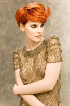 hair styles with short bangs 28 best reds images hair hairstyles 3372 | e86a8a10890223f91c1eb43e794a3372 short red hairstyles hairstyles and color