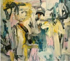 """""""Untitled IV,"""" de Kooning [1978]."""