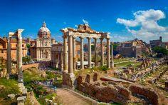 Roma Forumu #roma #romaforumu https://lolibus.net/roma-forumu/