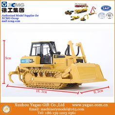 42.00$  Buy here - http://alit0k.worldwells.pw/go.php?t=32491098500 - 1:35 Scale Model, Diecast, Construction Model, SEM816 Bulldozer Model, Zinc Alloy Replica, Gift 42.00$