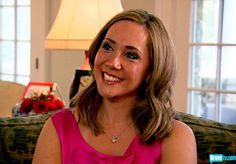 Brilliant bra expert, Jene Luciani, my client for Episode 9 for Bravo's 'Mad Fashion'